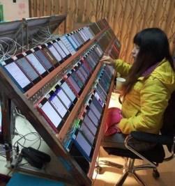 China manipula estatísticas da App Store