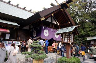【一個人旅行】東京神社參拜一日遊:神田明神、東京大神宮(戀愛神社❤)、淺草寺、靖國神社