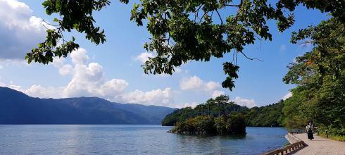 一個人的日本大縱走14天ღ速記心得(中):奧入瀨溪流、越後湯沢、奧只見