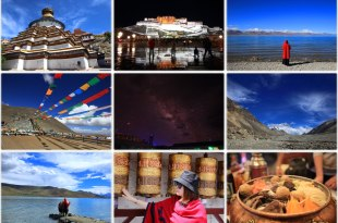 【2018西藏】來去離天堂最近的地方:西藏🔅神山、聖湖、珠峰銀河我來了✏速記心得✏