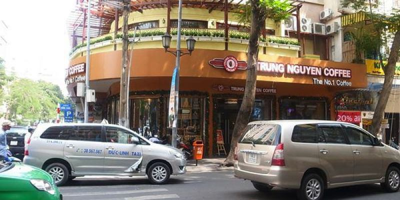 【Vietnam越南旅遊】中原咖啡-Trung Nguyen Coffee-The No.1 Coffee