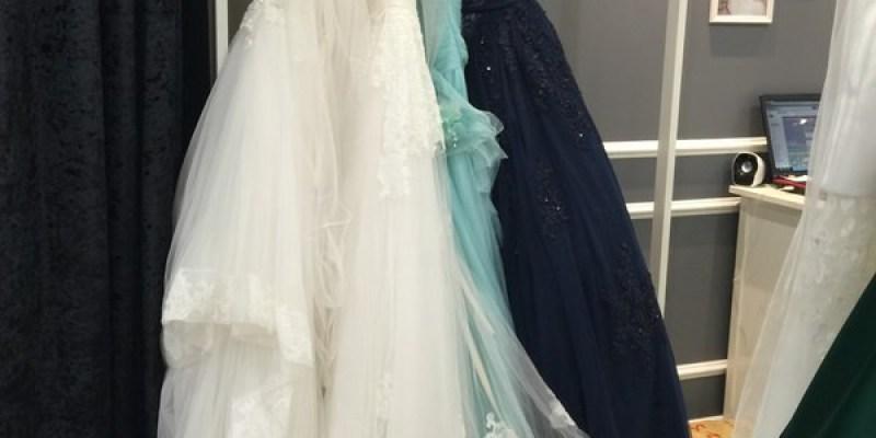 【婚紗試穿】LaPetite小櫥窗法式手工婚紗~5件禮服分享