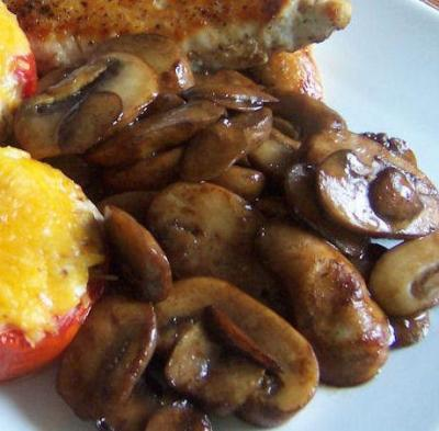 Easy Sauteed Mushrooms Recipe - Food.com