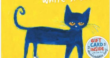 台語|Pete the Cat: I Love My White Shoes /皮特貓:我愛我的白鞋子/皮妥貓:我佮意我个白鞋