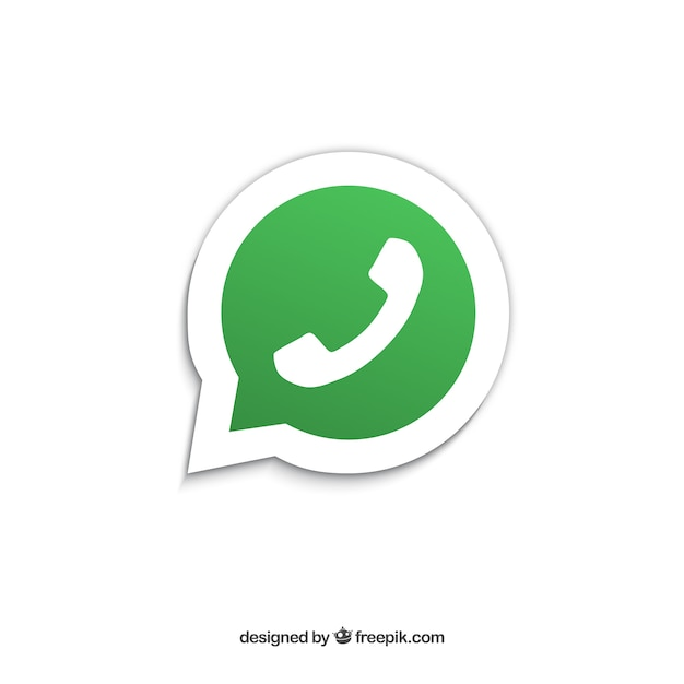 Whatsapp Vectors  Photos and PSD files   Free Download Whatsapp icon