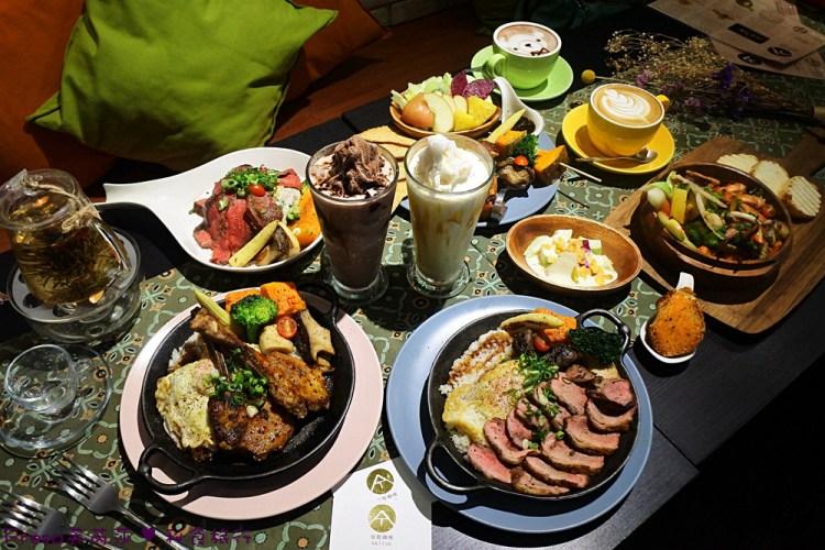 屏東市【A&T亞提咖啡】學生最愛食材大份量早午餐與主廚蓋飯.推薦特色溫沙拉.手作甜點/屏東大學/屏東下午茶