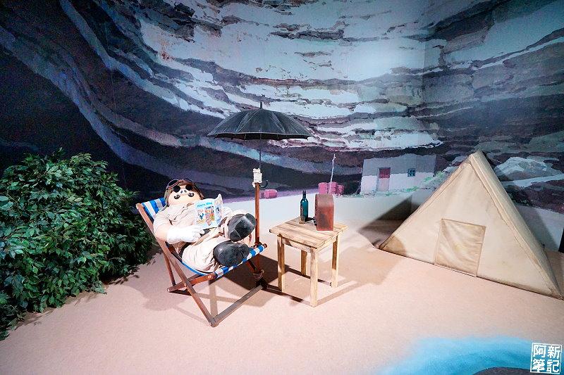 台中吉卜力的動畫世界特展-16