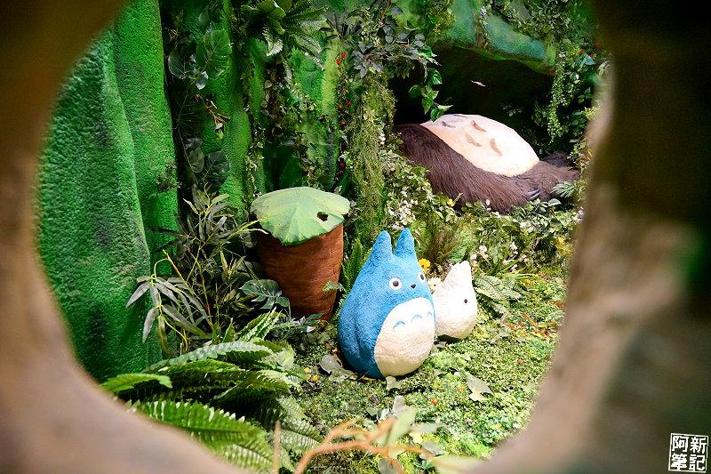 台中吉卜力的動畫世界特展-33