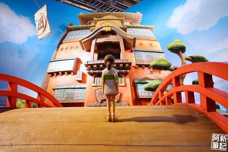 台中吉卜力的動畫世界特展-47