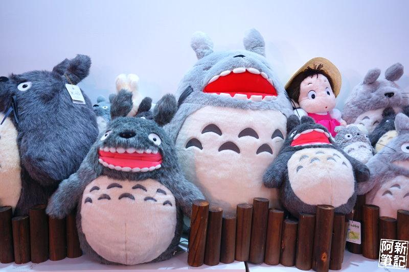 台中吉卜力的動畫世界特展-55