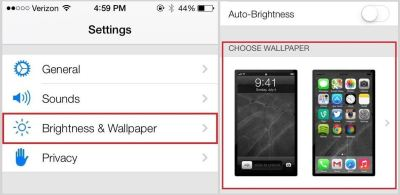 How to Set a Panoramic Photo as a Live Wallpaper in iOS 7 on Your iPhone « iOS & iPhone ...