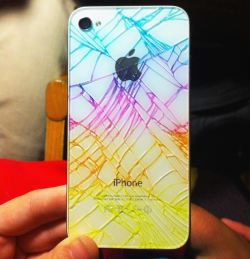 Luxurious Iphone Quick Add Color To Make Your Broken Rear Glass Panel Lessbroke Phones Gadget Hacks Iphone Quick Add Color To Make Your Broken Rear Glass Panel