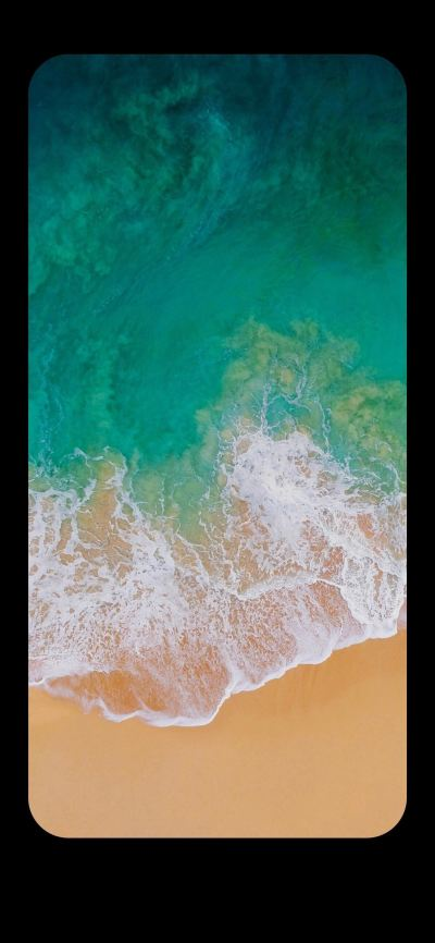 These iPhone X Wallpapers Can Completely Hide the Notch « iOS & iPhone :: Gadget Hacks