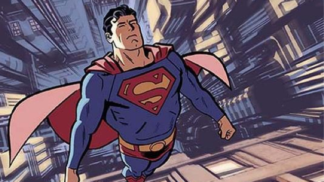 Click here to read DC artist quits <em>Adventures of Superman</em> over Orson Scott Card controversy