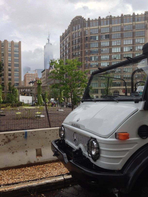 A Unimog in NYC? Yes. [UPDATE]