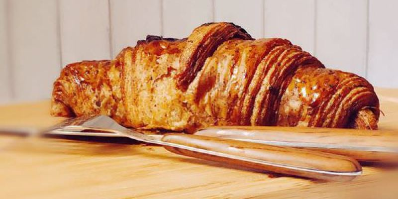 【 國父紀念館   Taipei City 】Gontran Cherrier Bakery Taipei   可頌   法國海外分店
