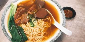 食徒 》忠孝敦化捷運站火鍋 | 罌粟鮮麻鴨血牛肉麵  | Loyal Chef Beef Noodle