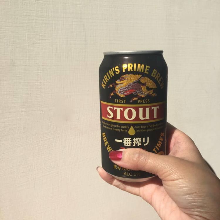 【 麒麟一番搾黑啤酒 】Kirin's Prime Brew Stout | Costco 好市多