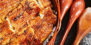 大江戶町鰻屋  》台中南屯區鰻魚飯美食   Taichung Eel Rice