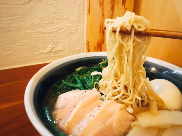 承恩老麵 》台北中正區雞湯拉麵 | Taipei Ramen
