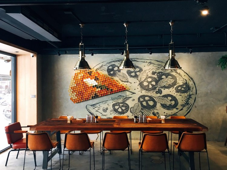 Cin Cin Osteria  》 國父紀念館捷運站美食 | Taipei Pizza