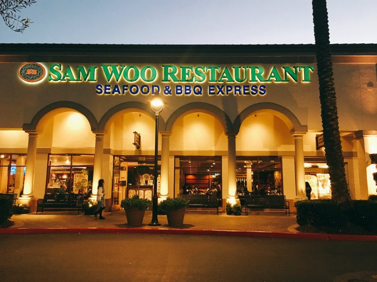 Irvine Sam Woo Chinese Restaurant   》加州爾灣三和餐廳