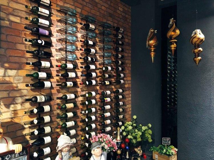 WINE-derful 酒窖餐廳 》 台北民生東路餐酒館美食 |  多款葡萄酒搭美食首選