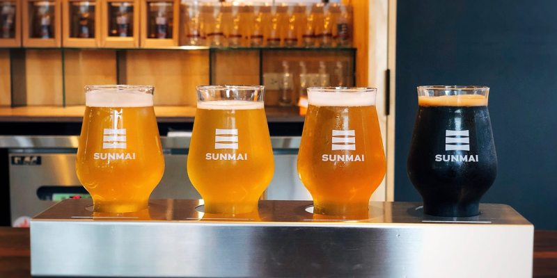 SUNMAI BAR 》金色三麥精釀啤酒吧 | 下班後的品酌小確辛