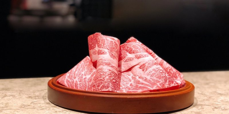 橘色涮涮屋 》信義新光三越A9餐廳推薦     Taipei Wagyu Beef Hot Pot