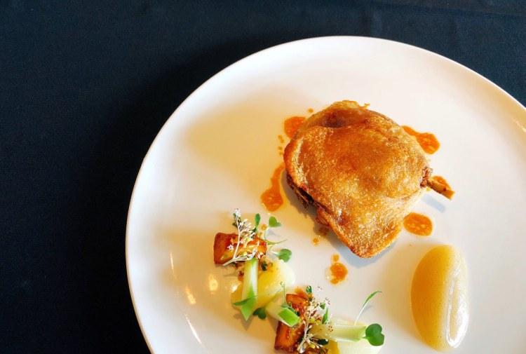 Monsieur L Restaurant 》L先生義法餐廳  |  米其林餐盤實至名歸