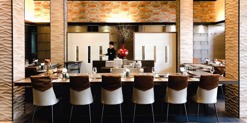 Taipei Teppanyaki 》台北鐵板燒推薦 | 明水然鐵板燒之超值龍蝦牛排海陸套餐