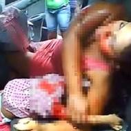 【グロ注意:殺人】一家惨殺・・・車の中で妊婦も子供も血塗れに・・・