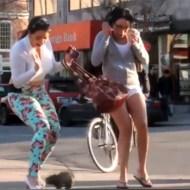 【おもしろ動画:いたずら】ネズミが飛び出してくるいたずらしたら意外と大成功www