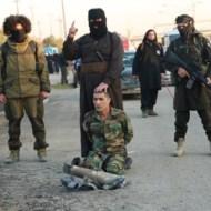 【ISIS】イスラム国による新たな斬首動画が公開される。モスルで捕らえたクルド人司令官を斬首。
