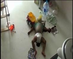 【超閲覧注意】父親が2歳の息子の頭に袋を被せて絞め殺し無理心中・・・