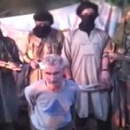 【殺害映像】イスラム過激派組織「ISIS」が白人ジャーナリストの首を切り落とす一部始終・・・