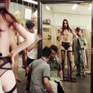 【ネ申動画】男なら魅入ってしまう高級セックス人形の作成映像