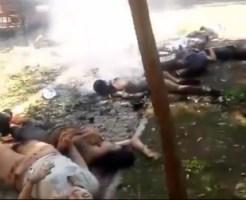 【グロ注意】トルコで起きた自爆テロが地獄絵図すぎる・・・ ※動画有り