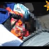 【グロ注意】空港でスーツケース調べたら元女性が収納されてた・・・