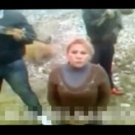 【閲覧注意】麻薬カルテル 美女の頭を吹き飛ばす処刑映像・・・