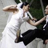 【衝撃映像】男と女のガチンコファイトまとめてみたwww