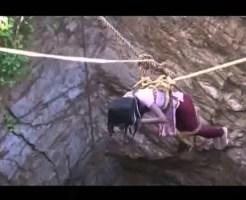 【自殺】井戸から発見されたのは固くなった女子大生・・・ グロ注意
