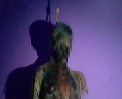 【閲覧注意】引きニートが首吊り自殺して誰にも見つけられなかった結果・・・