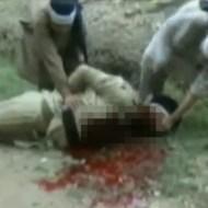 【グロ注意】タリバン少年兵達の大人入門が鬼畜過ぎる・・・