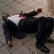 4170【閲覧注意】ナイフを持った酔っぱらいがチートすぎる・・・