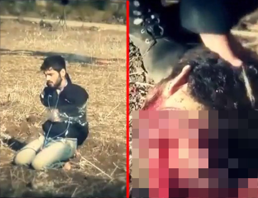 【ISIS】ISIS処刑のトレンド 斬首→銃殺→爆破(イマココ) ※動画有り