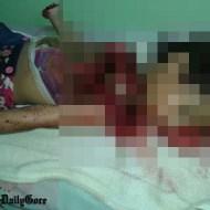【幼児殺害】キチガイ母親が4歳娘の首を切り落とす・・・ ※画像有り