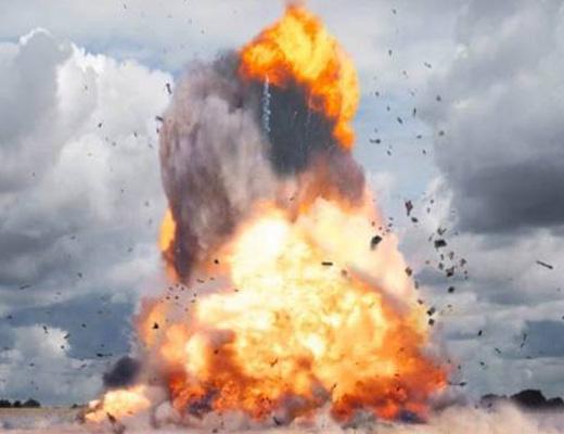 【衝撃映像】カラオケ爆弾という時代を先行し過ぎなテロ発生www ※テロ動画あり