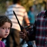 【閲覧注意】戦争が終わらないシリアの子供たちの日常風景・・・