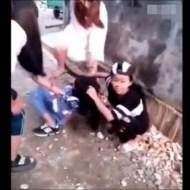 【JKいじめ】美人同級生いじめ動画流出 いじめ女どもが退学でメシウマw